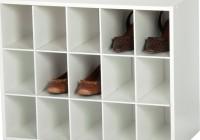 Rubbermaid Closet Shoe Organizer