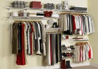 Rubbermaid Closet System Design