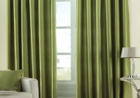 Sage Green Eyelet Curtains