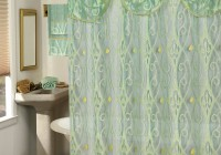 Sage Green Shower Curtains