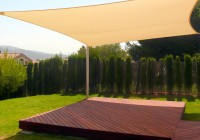 Sail Awnings For Decks