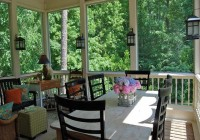 Screened In Deck Decorating Ideas