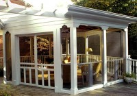 Screened In Deck Ideas