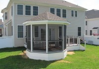 Screened In Decks Cost