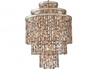 Sea Glass Chandelier Corbett Lighting