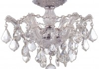Semi Flush Mount Chandeliers