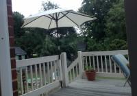 Shade Umbrellas For Decks