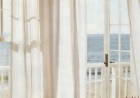 Sheer Curtain Design Ideas