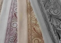 Sheer Curtain Fabric Wholesale