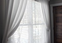 Sheer Curtain Ideas Pinterest