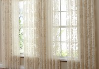 Sheer Lace Curtains Window