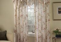 Sheer Swag Curtain Ideas
