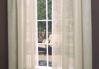 Sheer White Curtain Fabric