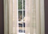 Sheer White Curtain Fabric