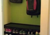 Shoe Bench Coat Rack