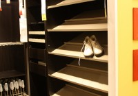 shoe closet organizer ikea