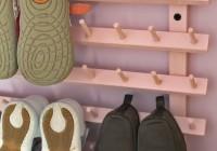 Shoe Rack For Closet Wall