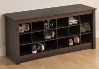 Shoe Storage Bench Entryway