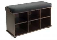 shoe storage bench with seat