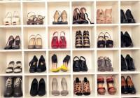 Shoe Storage For Closets
