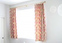 Short Bedroom Curtains Ideas