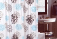Shower Curtain Extra Long 84