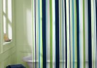 Shower Curtain Length Standard