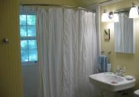 Shower Curtain Rod Height Installation