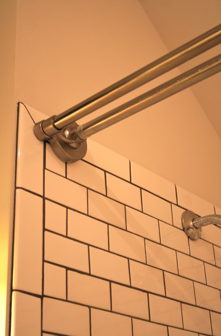 Permalink to Shower Curtain Tension Rod Keeps Falling