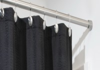 Shower Curtain Tension Rod Short