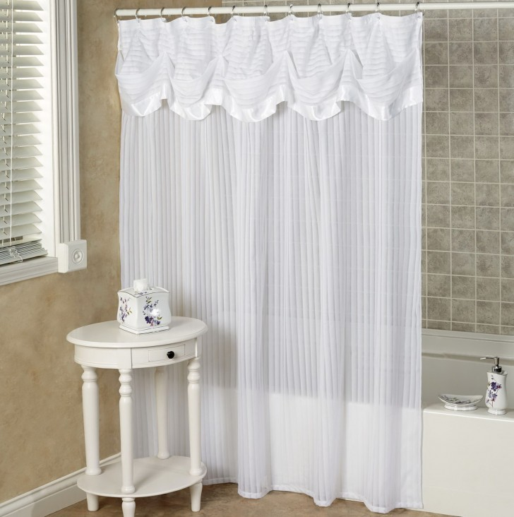 Permalink to Shower Curtain Valance Ideas