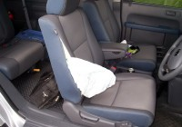 Side Curtain Airbags And Car Seats