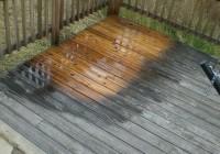 Sikkens Deck Stain Peeling