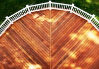 Sikkens Mahogany Deck Stain