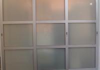 Sliding Closet Door Track Installation