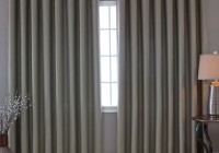 sliding door curtain rod