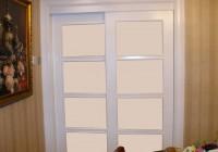 Sliding French Closet Doors
