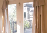 Sliding Glass Door Curtain Ideas