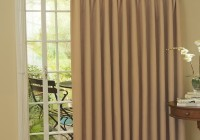 Sliding Glass Door Curtain Panels