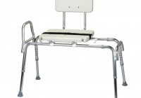 sliding tub transfer bench