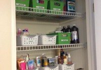 Small Bathroom Closet Organization Ideas