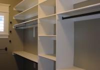Small Built In Closet Ideas