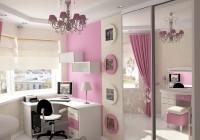 small chandelier for girls bedroom