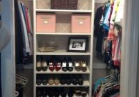 Small Closet Ideas For Shoes