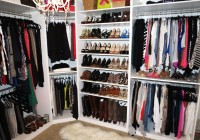 Small Closet Ideas For Women