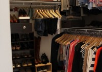 Small Closet Organization Ideas Pinterest