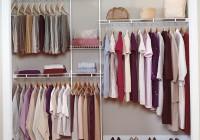 small closet organizer kits