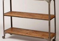 Small Console Table With Shelf