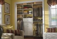 Small Custom Closet Design