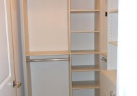 Small Custom Walk In Closets